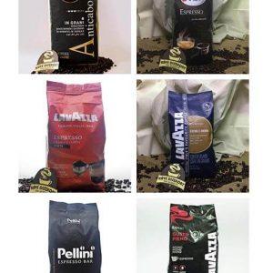 """""""Economy Olasz kirándulás"""" - 6 kg olasz kávé válogatás ingyenes szállítással"""