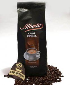 Alberto Caffé Crema szemes kávé 1000 g