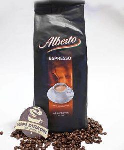 Alberto Espresso szemes kávé 1000 g
