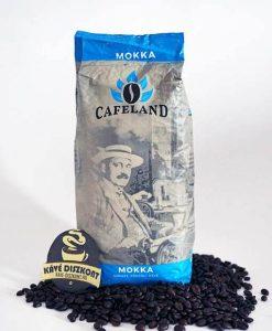 Cafeland Mokka szemes kávé 1000 g