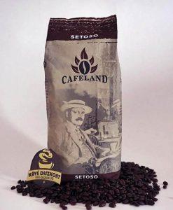 Cafeland Setoso szemes kávé 1000 g