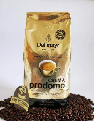 Dallmayr Crema Prodomo szemes kávé 1000 g