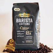 Jacobs Barista Editions Crema szemes kávé 1000 g