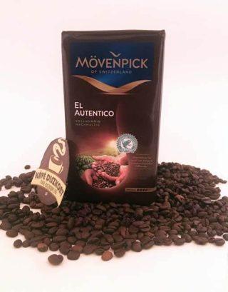 Mövenpick El Autentico őrölt kávé 500 g
