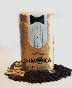 Gimoka Aurum szemes kávé 1000 g