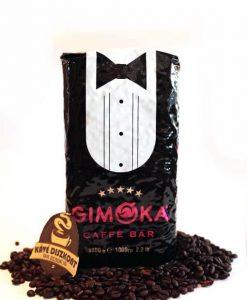 Gimoka 5 Stelle szemes kávé 1000 g