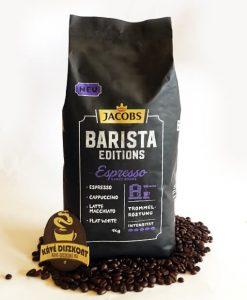 Jacobs Barista Editions Espresso szemes kávé 1000 g