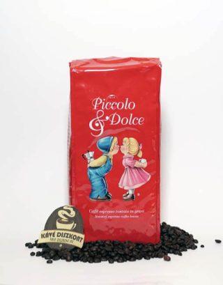 Lucaffe Piccolo & Dolce szemes kávé 1000 g