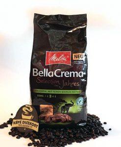 Melitta Bella Crema Selection 2019 Uluba szemes kávé 1000 g