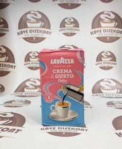 Lavazza Crema E Gusto Dolce őrölt kávé 250 g