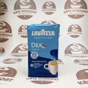Lavazza Dek koffeinmentes őrölt kávé 250 g