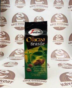 Segafredo Origin Brasile őrölt kávé 250 g