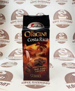 Segafredo Origini Costa Rica őrölt kávé 250 g