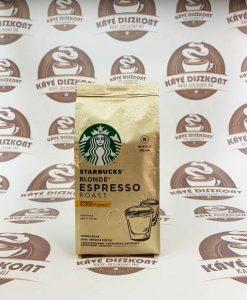 Starbucks Blonde Espresso szemes kávé 200 g