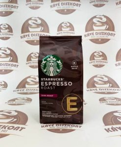 Starbucks Espresso szemes kávé 200 g
