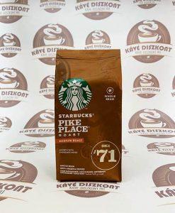 Starbucks Pike Place szemes kávé 200 g