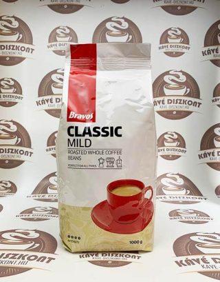 Bravos Classic Mild szemes kávé 1000 g