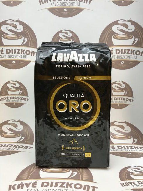 Lavazza Qualita Oro Mountain Grown szemes kávé 1000 g