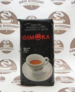 Gimoka Gran Nero (volt Gala) szemes kávé 1 Kg