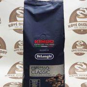 Kimbo De Longhi Classic szemes kávé 1000 g