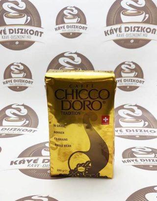 Chicco D'oro Tradition szemes kávé 250 g