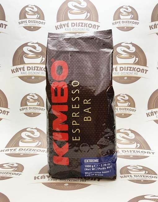 Kimbo Extreme szemes kávé 1000 g