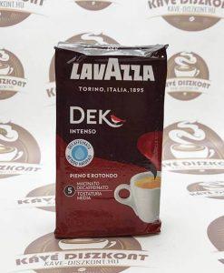 Lavazza DEK Intenso koffeinmentes őrölt kávé 250 g