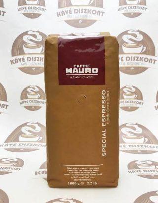 Mauro Special Espresso szemes kávé 1000 g