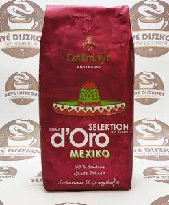 Dallmayr Crema d'Oro Selektion des Jahres Mexiko szemes kávé 1000 g