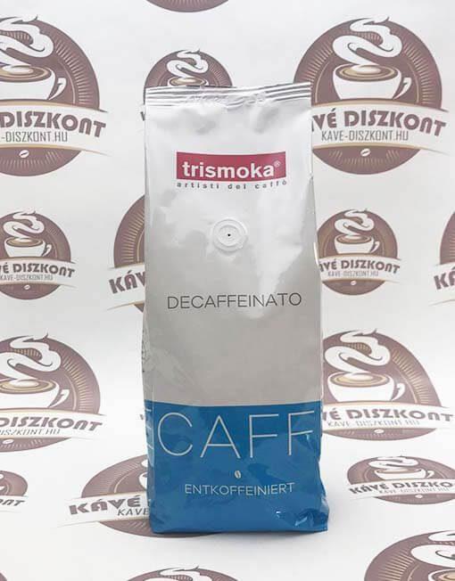 Trismoka koffeinmentes szemes kávé 500 g