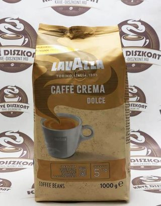 Lavazza Caffé Crema Dolce szemes kávé 1000 g