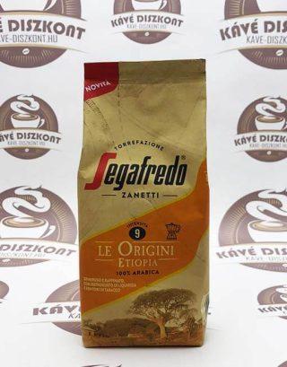 Segafredo Le Origini Etiopia őrölt kávé 200 g