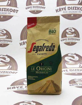 Segafredo Le Origini Messico őrölt kávé 200 g