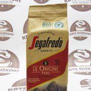 Segafredo Le Origini Peru őrölt kávé 200 g