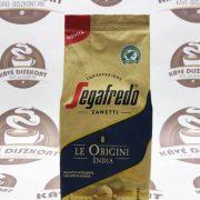 Segafredo Le Origini India őrölt kávé 200 g