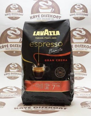 Lavazza Espresso Barista Gran Crema szemes kávé 1000 g
