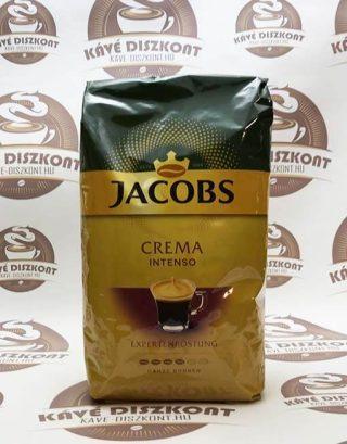 Jacobs Crema Intenso Expert Roasting szemes kávé 1000 g