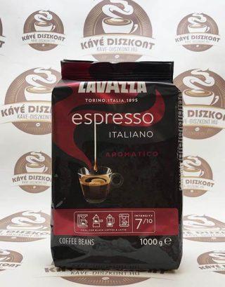 Lavazza Espresso Italiano Aromatico szemes kávé 1000 g