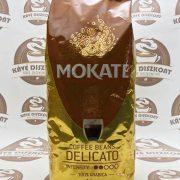Mokate Delicato szemes kávé 1000 g