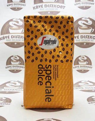 Segafredo Speciale Dolce szemes kávé 1000 g