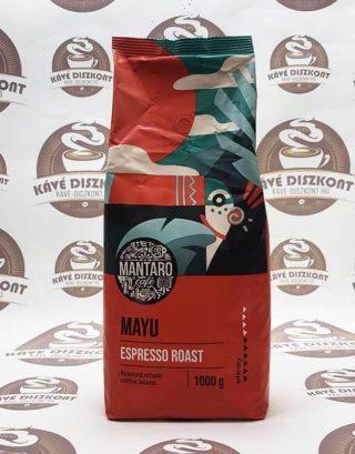 Mantaro Café Mayu szemes kávé 1000 g