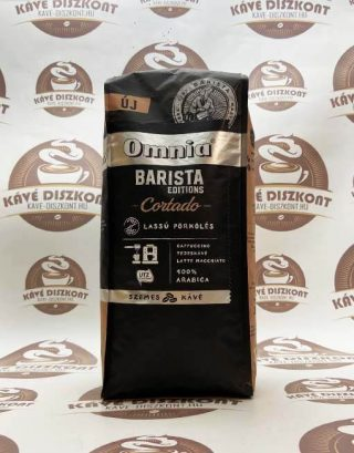 Omnia Barista Editions Cortado szemes kávé 900 g