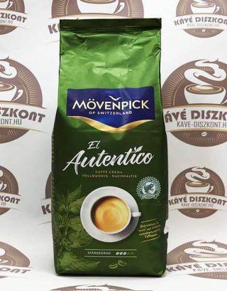 Mövenpick El Autentico Caffe Crema szemes kávé 1000 g