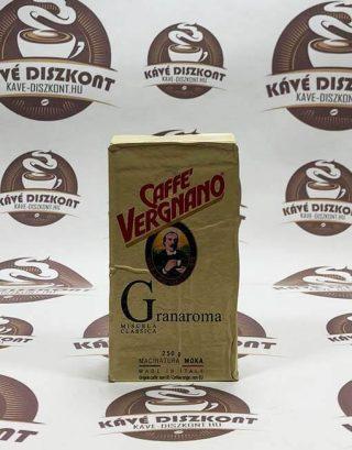 Vergnano Gran Aroma 250 g őrölt kávé