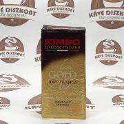 Kimbo Aroma Gold őrölt kávé 250 g