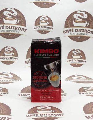 Kimbo Espresso Napoletano őrölt kávé 250 g