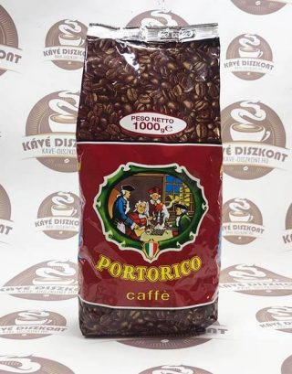 Portorico Classic szemes kávé 1000 g