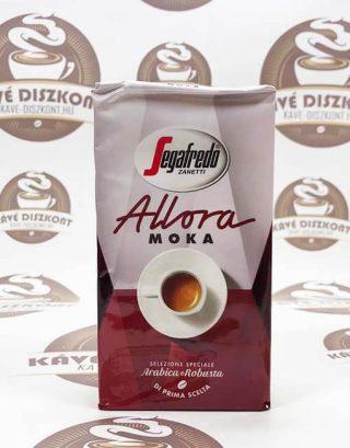 Segafredo Allora Moka őrölt kávé 250 g