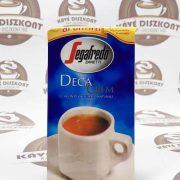 Segafredo Deca Crém őrölt koffeinmentes kávé 250 g