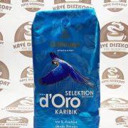 Dallmayr Crema D'oro Selektion Karibik szemes kávé 1000 g